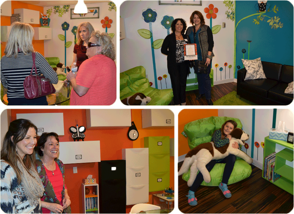 Directions Counseling Play Therapy Room